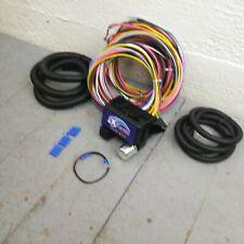 1962 - 1967 7mm Shifter Vw Wire Harness Fuse Block Upgrade Kit rat rod hot rod