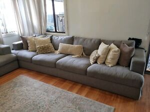 4 seater lounge 1.5 seater