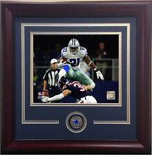 34fceea37 Ezekiel Elliott Dallas Cowboys Star Rookie RB 8x10 photo framed coin NFL