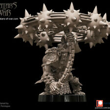 Avatars Of War 3D Printed miniature Gobelin avec boulet 2