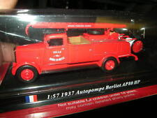 1:57 del prado AUTOPOMPE BERLIET ap80 HP 1937 pompiers France vp