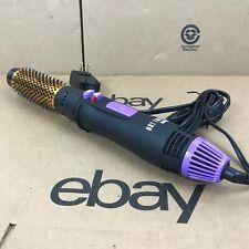 "Hot Tools Professional 1 1/2"" Ionic Hot Air Brush Gold Model 1074 2.C4"
