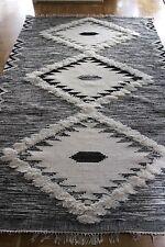 Kelim Kilim Wolle 3D Design Handwebteppich Teppich Schurwolle Impression