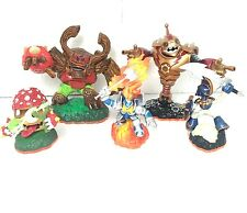 ActiVision Figures Skylander Series 2 Giants 2012 - Lot of 5