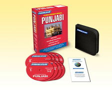 New 8 CD Pimsleur Learn to Speak conversational PUNJABI Language (16 Lessons)