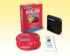 New 8 CD Pimsleur Learn to Speak conversational PUNJABI Language (16 Lessons)