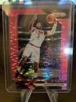 2018-19 Panini Prizm Prizms Pink Pulsar #180 JR Smith /42