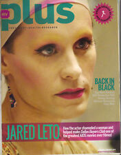 JARED LETO HIV Plus Magazine 1/14 DALLAS BUYERS CLUB