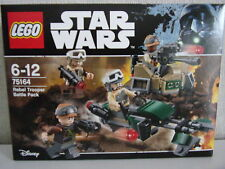 LEGO Star Wars 75164 Rebel Trooper Battle Pack - NIP