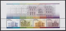 Belgium 2010 - Very Fine MNH Mini Sheet ANVERS STATION Railway Train.......A4493