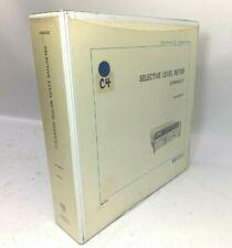 Hp 3586abc Selective Level Meter Service Manual Volume 2 Pn 03586 90002 5799