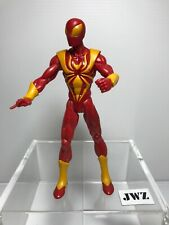 IRON SPIDER-MAN Ultimate Spider-Man Marvel Hasbro Figure 2012 6 Inch