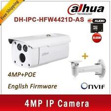 Dahua IP Camera Starlight H.265 4MP IPC-HFW4431M-AS-I2 with POE SD Card slot