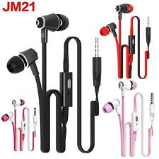 Super Bass In-Ear Kopfhörer Earphone Headphone JM21 Mikrofon Headset Stereo