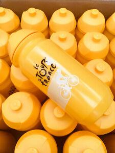 Tacx Tour de france Road Bike Water Bottle 600ml Yellow
