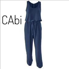 Cabi Sleeveless Navy Jumper Romper Size X Small