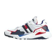 Tommy Hilfiger Tommy Jeans Cool Runner Sneaker Uomo EM0EM00484 0K9 Red White Blu