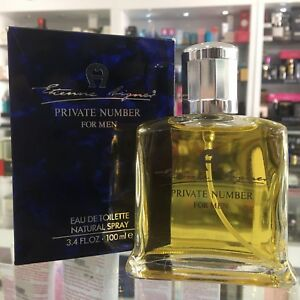 ETIENNE AIGNER PRIVATE NUMBER FOR MEN EDT SPRAY 100 ML