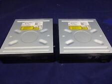 (2)Dell Super Multi DVD Rewriter GH70N (Dell CN-0RT0TH) SATA DVD-RW Drive