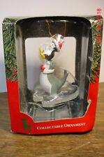 Santa Best Seal & Penguin Christmas Ornament 64334