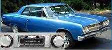 NEW USA-630 II* 300 watt '65 Chevelle Malibu AM FM Stereo Radio iPod USB Aux in