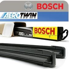 FOR VW UP VW MK6 POLO AUDI A1 BOSCH AEROTWIN NEW WIPER BLADE SET 2009 ONWARDS