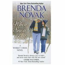 When Snow Falls (Whiskey Creek) ~ Novak, Brenda HC