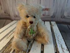steiff Swarovski bear jointed plush Xmas tree 68193 twinkle holiday rare