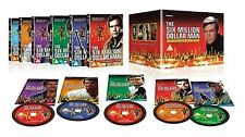 6 Six Million Dollar Man 1-5 Complete Series Collection Season 1 2 3 4 5 New DVD