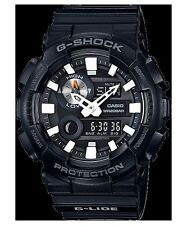 Casio GAX-100B-1AER Mens G-Shock World Time Black Combi Watch SAMEDAY DISPATCH