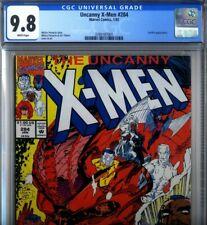 PRIMO:  Uncanny X-MEN #284 BISHOP Sunfire NM/MT 9.8 CGC Marvel comics 1992