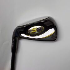 Hardly Used Left Handed Cobra S3 7 Iron Aldila NV-3 65 Regular Graphite Shaft
