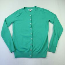 Old Navy Women's Size S Teal Button Front Cardigan