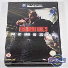 Resident Evil 3: Nemesis - Nintendo GameCube UK PAL - Brand New Factory Sealed