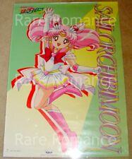 Sailor Moon - Stars Banpresto Poster #7 - Chibimoon Solo - Japan 1996 - 20x28