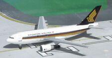Singapore Airlines Airbus A310-222 9V-STI 1/400 diecast Aeroclassics/Blue Box