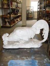 +# A015551 Goebel Archiv Wilhelmsfeld Hahn Gockel Echse Salamander CV331 Krone