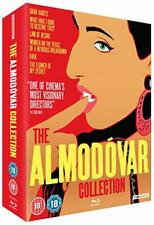 THE ALMODOVAR COLLECTION (6 FILMS) [BLURAY] NEW & SEALED