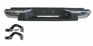 HOLDEN RODEO RA REAR BUMPER BAR COVER 3/2003-12/2006 REAR STEP