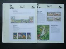 ESTATE: Fiji Collection on Pages, Great Item! (p2788)