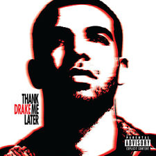 Drake ‎– Thank Me Later CD Cash Money 2010 NEW/SEALED