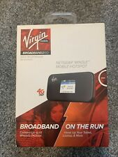 Sealed Virgin Mobile Broadband2Go Netgear Mingle 4G LTE Mobile Hotspot