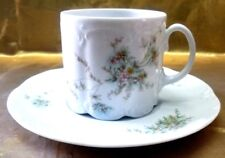 VINTAGE ROSENTHAL CUP & SAUCER SET CLASIC ROSE COLLECTION GERMANY