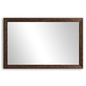 Framed Wall Mirror - Bronze, Black, White, Cherry, Espresso