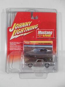 Johnny Lightning 1/64 Mustang & Fords 1968 Ford Thunderbird