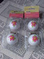 Dresser Knobs Girls Pink Flowers Restore & Restyle Kids Flowers Etc Collection