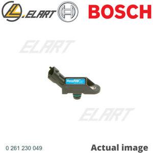 INTAKE MANIFOLD PRESSURE SENSOR FOR SMART CITY COUPE 450 M 160 E6AL B04 BOSCH