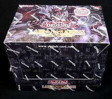 YuGiOh! Lair of Darkness Structure Deck 1st Edition DISPLAY BOX New & SEALED!!