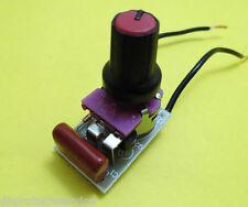 Regolatore velocità motore 220V AC - 100W DIMMER speed control voltage regulator