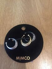 BRAND NEW Mimco Intensia Earcuff Set AND Dust Bag Mothers Day